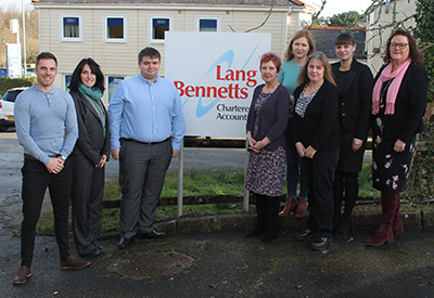 Big expansion for Lang Bennetts' payroll department image